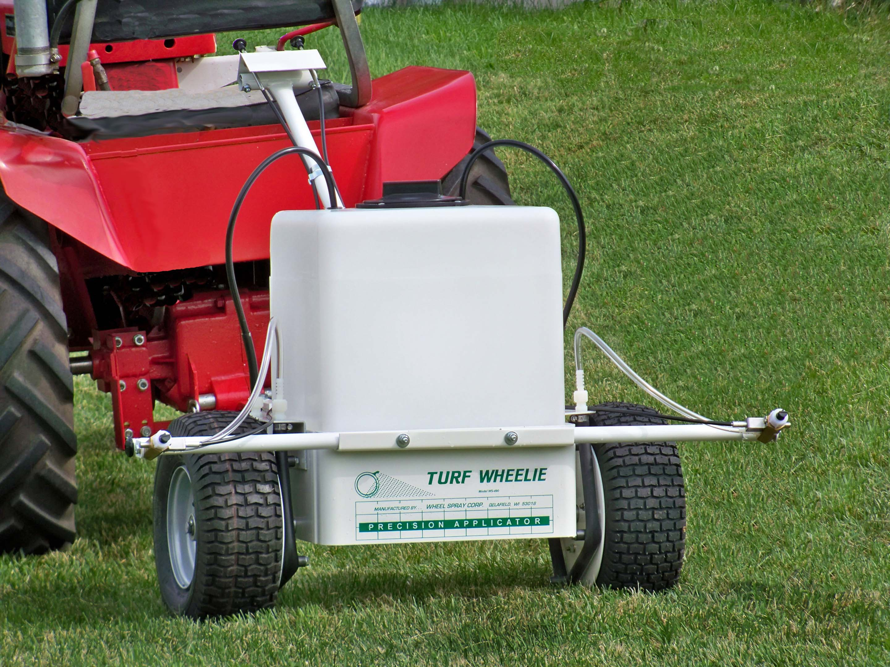 WS-495 Push Sprayer